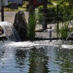 Water-C Wasserfall aus eigener Produktion